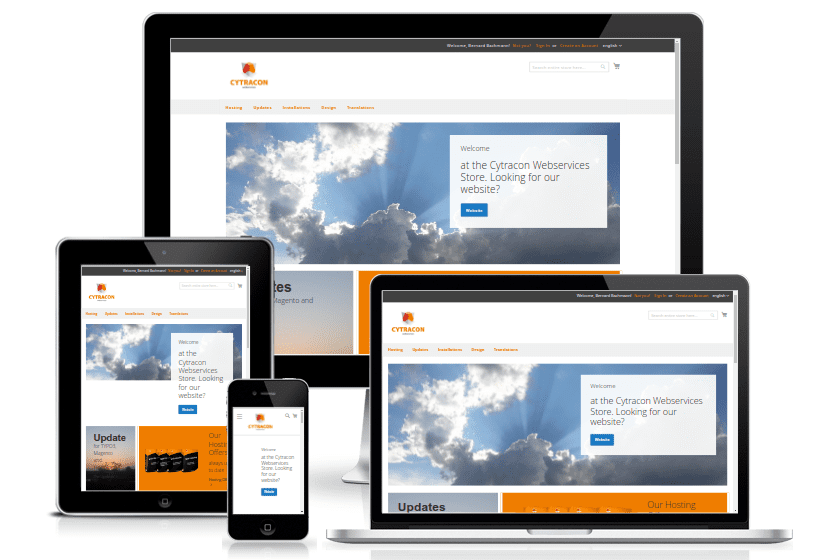 Magento 2.X at a flat rate of CHF 4 & #039; 800.00