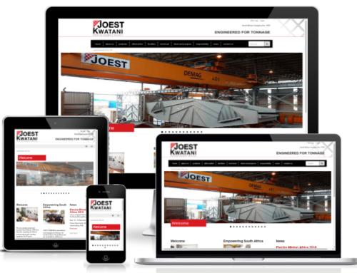 Joest Kwatani (Pty) Ltd Minenbedarf