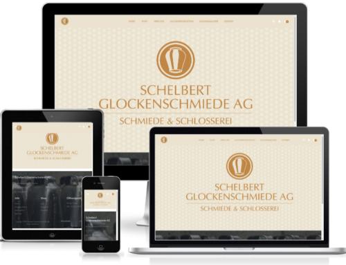 Magento 2.2.3 Shop für Schelbert Glockenschmiede AG