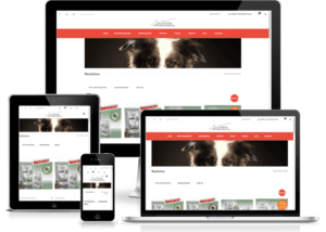 Migration des Platinum Hundefutter-Shops von Version 1.9.3 auf 2.1.5