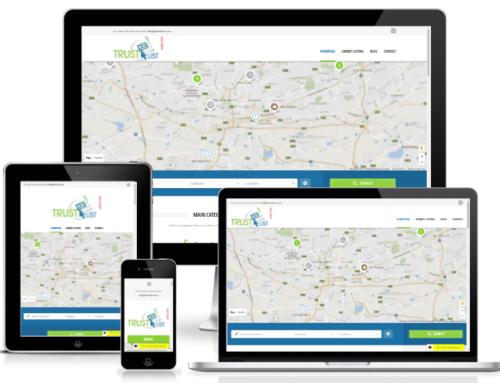 Neuerstellung TrustList Business Directory