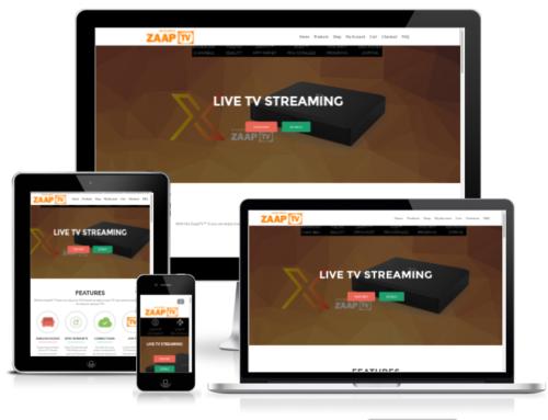 ZAAP TV – Deutsches Fernsehen